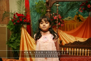 Zainab in wedding Sh Attique