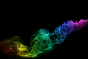 7 color smoke